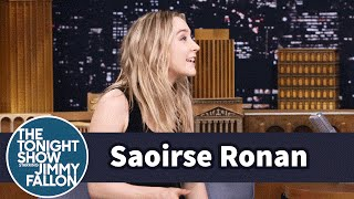 Download Saoirse Ronan Explains Irish Pub Lock-Ins Video