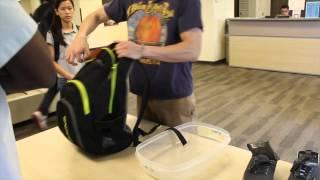Download HOW TO GO THROUGH AIRPORT TSA Video