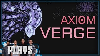 Download Axiom Verge Review - Kinda Funny Plays Video
