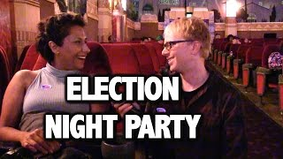 Download Joe Goes To An Election Night Party Video