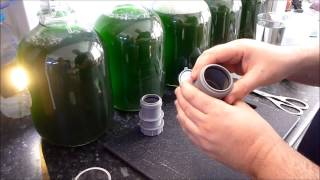 Download DIY 150 Micron Brine Shrimp copepod and Rotifer Separater. Video