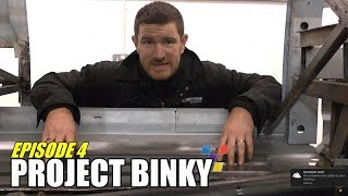 Download Project Binky - Episode 4 - Austin Mini GT-Four - Turbo Charged 4WD Mini Video
