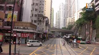Download Hong Kong Tram Day Ride (Eastbound - Kennedy Town to Shau Kei Wan) Video