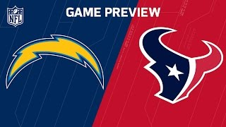 Download Chargers vs. Texans (Week 12 Preview)   NFL Now Video