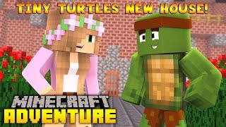 Download Minecraft - Little Kelly Adventures : VISITING TINY TURTLES NEW HOUSE! Video