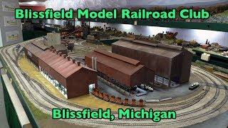 Download Jon B. Rails Video - Blissfield Model Railroad Club - HO Video