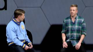 Download Macklemore: Don't let perfection stop you | TEDxPortland Video