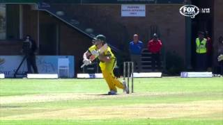 Download Shaun Marsh on brother Mitch Video
