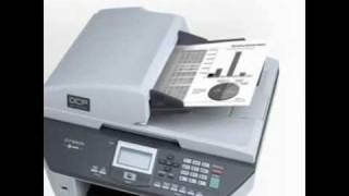 Download Multifuncional Brother DCP-8080DN - Multi Copy Video