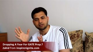Download Dropping A Year For GATE Prep.? Video