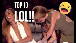Download 10 FUNNIEST AUDITIONS EVER ON BRITAIN'S GOT TALENT! Video