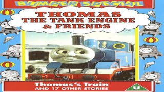 Download Thomas The Tank Engine & Friends: Thomas' Train & 17 Other Stories Video