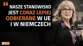 Download Małgorzata Gosiewska: jeżeli jest porozumienie ws. funduszy europejskich to już realna targowica Video