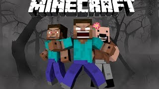 Download How Herobrine Lost His Eyes - Minecraft Video