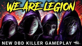 Download THE LEGION: DBD Gameplay & Mori - Dead by Daylight with HybridPanda Video