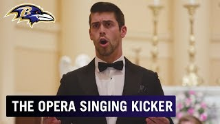 Download Justin Tucker Amazes Audience At Opera Concert Video
