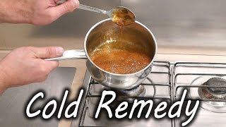 Download Home Made Cold and Flu Remedy Video