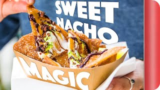 Download Can Four Idiots Run A Food Truck Selling Sweet Nachos?! Video