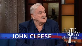 Download John Cleese Says Trump Reminds Him Of A Pro Wrestler Video
