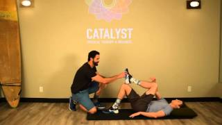 Download Morning routine to relieve lower back pain Video