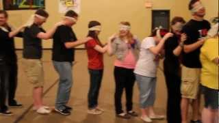 Download Snakes - A Trust and Team Building Activity Video
