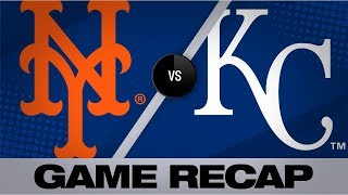 Download Alonso sets NL rookie record in 6-run 7th | Mets-Royals Game Highlights 8/18/19 Video