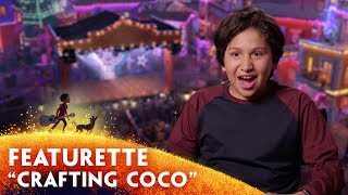 Download ″Crafting Coco″ Featurette - Disney/Pixar's Coco Video