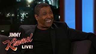 Download Denzel Washington Doesn't Use Apps Video