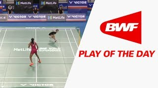 Download Play Of The Day | Badminton F - Victor Korea Open 2017 Video