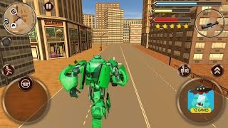 Download City Robot Battle - Android GamePlay FHD Video