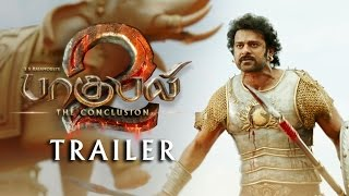 Download Baahubali 2 - The Conclusion Trailer | Prabhas, Rana, Anushka, Tamannaah | SS Rajamouli | T-Series Video