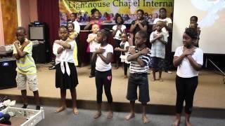 Download Beautiful Feet - I Know Who I Am (Lighthouse Chapel International) Video