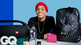 Download 10 Things Anderson .Paak Can't Live Without | GQ Video