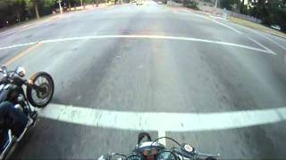 Download 78 Yamaha RD400 Vs V-STAR 650 CUSTOM RACE GOPRO Video