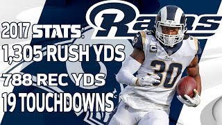 Download Todd Gurley's Top Plays from the 2017 Season | NFL Highlights Video