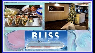 Download So Much Food!!! NCL Specialty Dining ~ Los Lobos | Norwegian Bliss Cruise Vlog [ep8] Video