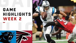 Download Panthers vs. Falcons Week 2 Highlights | NFL 2018 Video