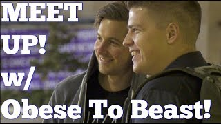 Download Meet - up with Obese To Beast & Crossfit workout w/ Obese To Beast! Video