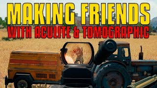Download Making Friends with Aculite & Tomographic | PUBG Video