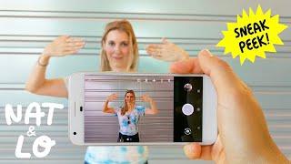 Download Nat & Lo: Pixel Sneak Peek Video