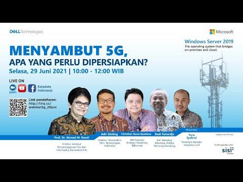 Menyambut 5G, Apa yang Perlu Dipersiapkan?