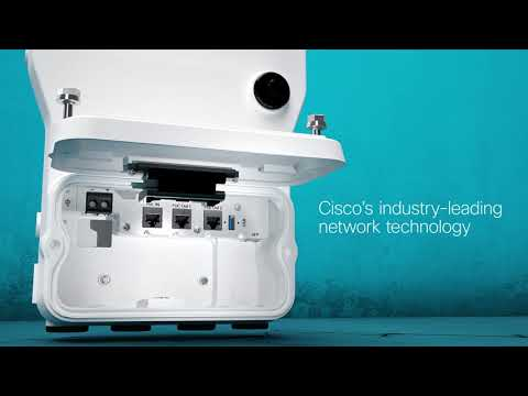 Cisco Catalyst IW6300 Heavy Duty Series Access Points