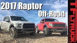 Download 2017 Ford Raptor Rock Crawl and High Speed Off-Road Review (Part 2 of 2) Video