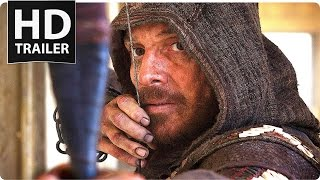 Download ASSASSIN'S CREED Movie Trailer 2 (2016) Video