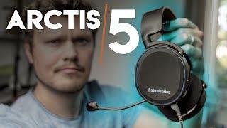 Download SteelSeries Arctis 5 - the BEST $99 Gaming Headset? Video