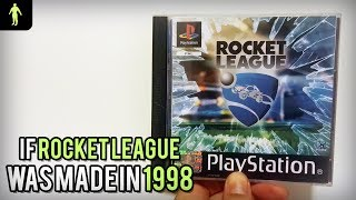 Download If Rocket League was made in 1998 Video