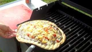Download How to Grill Pizza Video