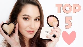Download Top 5 Bronzers - Creams & Powders | Karima McKimmie Video