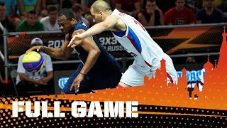 Download GAME OF THE DAY - Serbia v USA - Last 16 FIBA #3x3WC Video