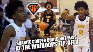 Download Sharife Cooper COULD NOT MISS at the IndiHoops Tip-Off!! | TOP 2020 Point Guard in GA?! Video